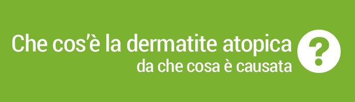 dermatite-atopica che cosa è